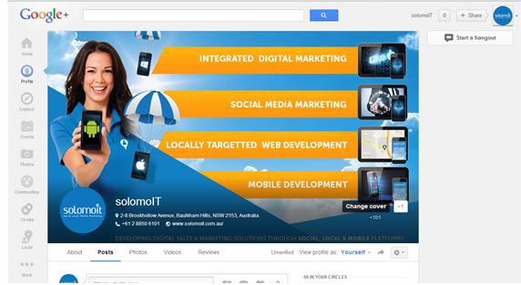 Googles social wing