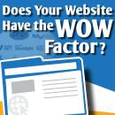 Website WOW Factor