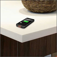 Furniture that can charge your phone - a reality?