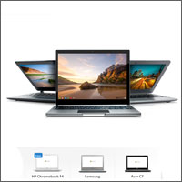 A fresh mix of Intel-based Chromebooks