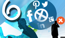 6social-media