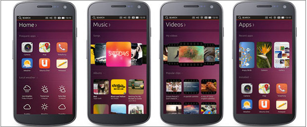 Ubuntu for your Nexus 4