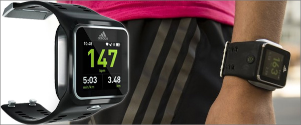 Adidas announces Smartwatch