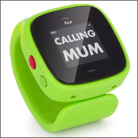 Child Tracking SmartWatch Unveiled