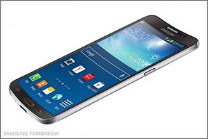 Samsung announces the Galaxy Round
