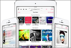 iTunes Radio is coming to Australia in early 2014