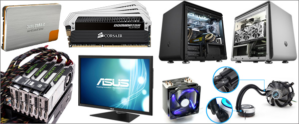 10 things to consider when building your own PC