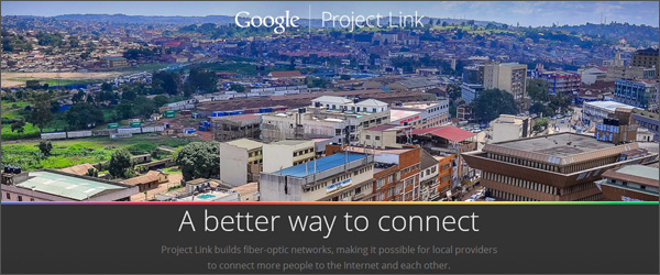 Google's Project Link