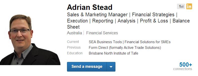 Adrian Stead
