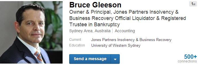 Bruce Gleeson