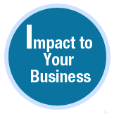 Impact to Your Business