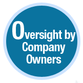 Oversight by Company Owners