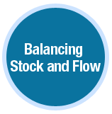 balancing stock and flow