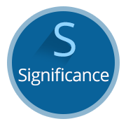 Significance - Tell a story that provides value at the end