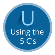 Using the 5 Cs - Conceptualising business