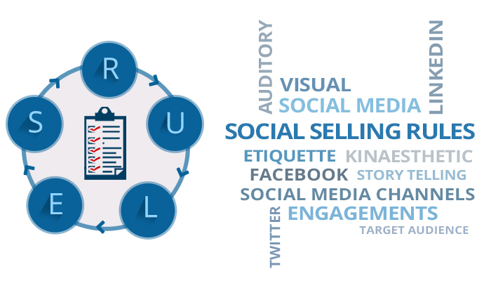 5 Social Selling RULES to Tell Your Audience Great Business Stories online