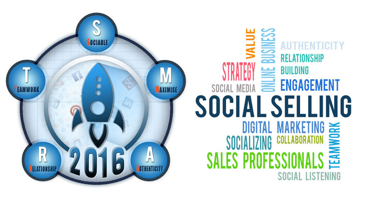 The SMART Way to Kick-Start Social Selling In 2016