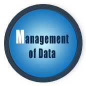 management of data